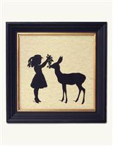 Alice & The Fawn Silhouette