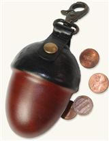 Leather Acorn Enhancer