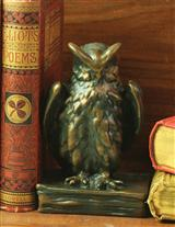 Night Owls Bookends