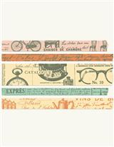 French Ephemera Decorative Paper Tape