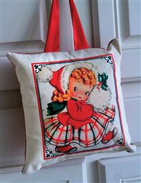 Merry Jane Door Pillow
