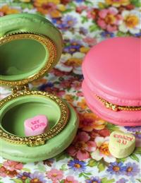 Macaroon Boxes (Set Of 2)