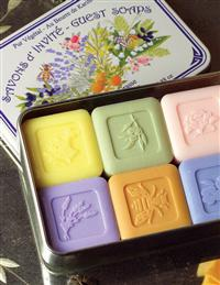 Soap Parfum De Grasse (Set Of 6)