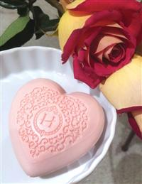 Rose De France Heart Soap
