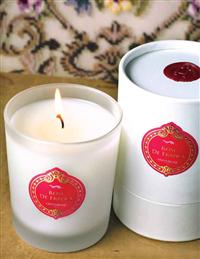 Rose De France Perfumed Candle