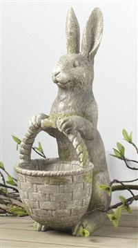 Gray Hare's Gathering Basket