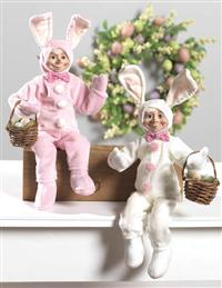 Elf Bunnies (Pair)