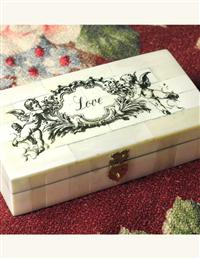 Scrimshaw Love Box