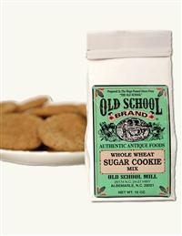 Old School Baking Mix Whole Wheat Sugar Cookie