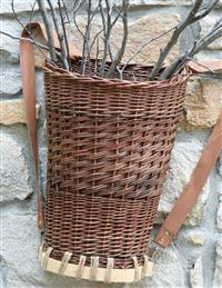 Willow Foraging Basket