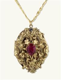 Ruby Tuesday Locket