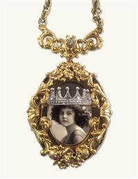 Coronation Locket