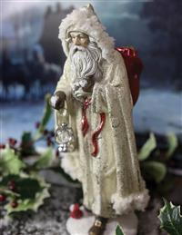 Christmas Eve Expedition Santa Figurine