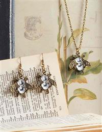 Bumblebee Jewelry Set
