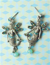 Fair Melusine Earrings