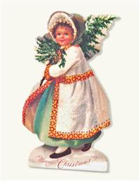 Fir Tree Francine Little Lassie Dummy Board