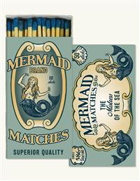 Mistress Of The Sea Matches (Set Of 3)