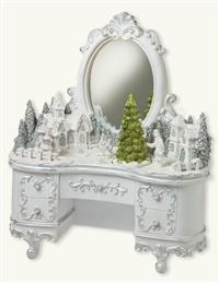 Vanity Diorama Music Box