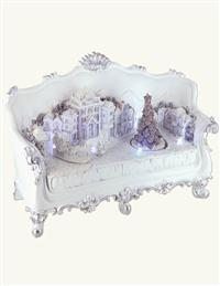 City Of Lights Diorama Music Box