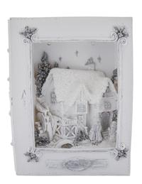A Winter's Tale Diorama Music Box