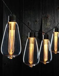 Edison Bulb Light Strand