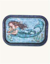 Siren Of The Sea Tray