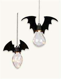 Bat Bulbs (Set Of 2)