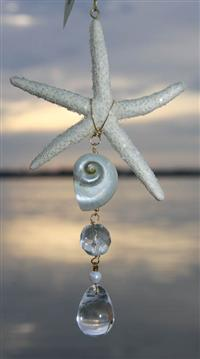 By The Seashore Summer Ornament