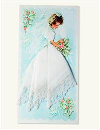 Bride Hankie Card
