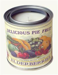 White Tea & Berries Candle 8Oz