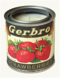 Strawberry Kiwi Candle 8Oz