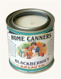 Black Raspberry Vanilla Candle 8Oz