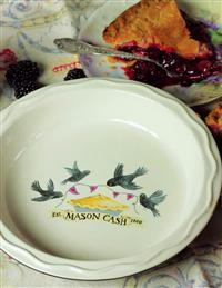 Sing A Song Of Sixpence Pie Dish