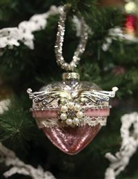 Soaring Heart Ornament