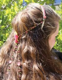 Trailing Primrose Convertible Headband