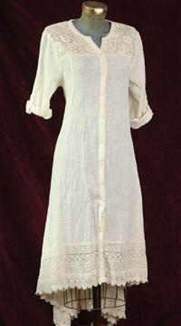 April Cornell Casablanca Shirtdress