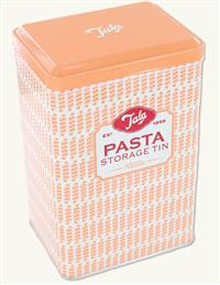 Retro Pasta Storage Tin