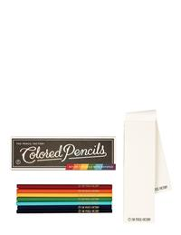 The Pencil Factory Colored Pencil Set