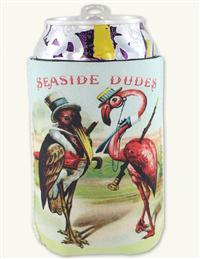 Seaside Dudes Koozie