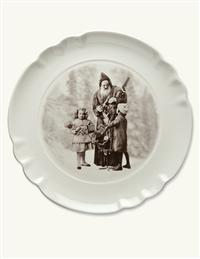 Babes In Toyland Christmas Platter