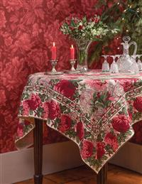 Vintage Ava Tablecloth