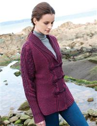 Knit In Ireland Clara Cardigan