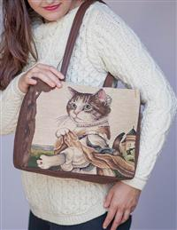 Kitty The Great Tapestry Tote
