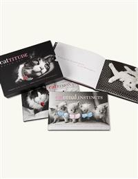 Cattitude Book Set