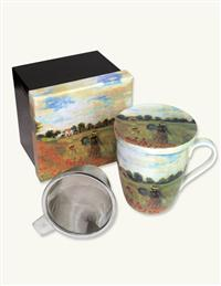 Monet Poppies Tea Mug