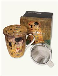 Klimt The Kiss Tea Mug