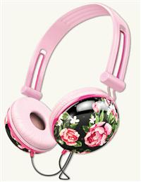 Hawthorne Rose Headphones