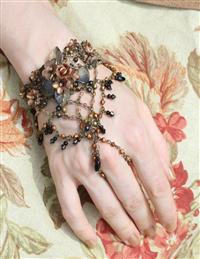 Jezebel Ring Bracelet