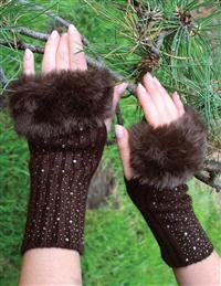 Starry Sky Pulse Warmers