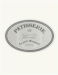 Patisserie Placemat